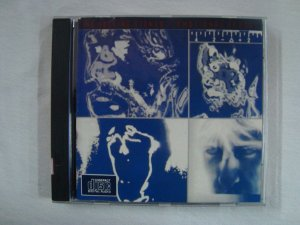 CD The Rolling Stones - Emotional Rescue