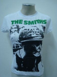 Baby look The Smiths - Meat Is Murder