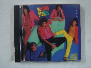 CD The Rolling Stones - Dirty Work - Importado