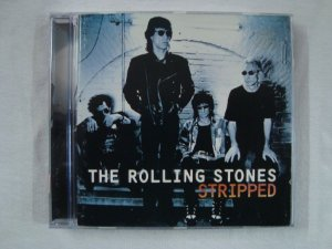 CD The Rolling Stones - Stripped - Importado