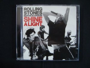 CD The Rolling Stones - Martin Scorsese - Shine a Light
