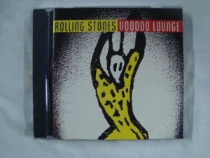 CD The Rolling Stones - Voodoo Lounge