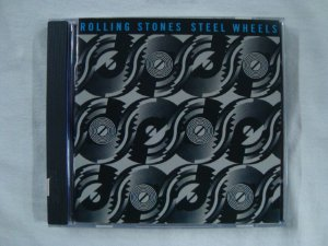 CD The Rolling Stones - Steel Wheels