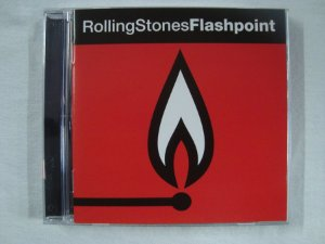 CD The Rolling Stones - Flashpoint - Live