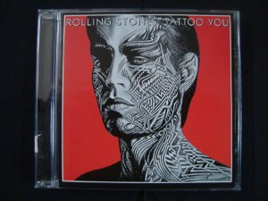 CD The Rolling Stones - Tattoo You