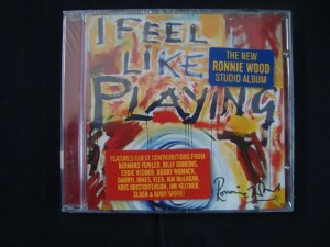 CD Ronnie Wood - I Feel like Playing