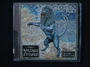 CD The Rolling Stones - Bridges to Babylon