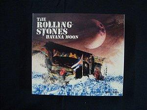 CD + DVD The Rolling Stones - Havana Moon - Triplo