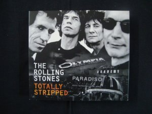 CD + DVD The Rolling Stones - Totally Stripped - Importado