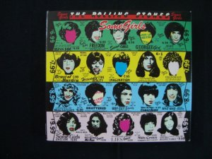 CD The Rolling Stones - Some Girls duplo