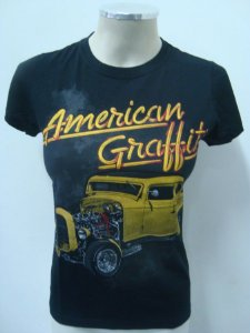 Baby look - Hot Rods - American Graffiti - Custom cars