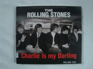 DVD The Rolling Stones - Charlie is my Darling - importado