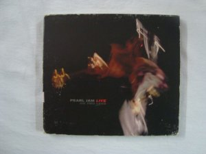 CD Pearl Jam - Live on two Legs