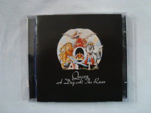 CD Queen - A day at the Races - duplo