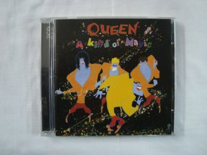CD Queen - A Kind of Magic - duplo