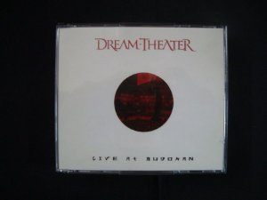 CD Dream Theater - Live at Budokan - Triplo