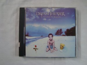 CD Dream Theater - A Chance of Seasons