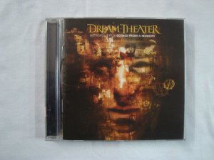 CD Dream Theater - Metropolis pt 2 - Scenes from a memory