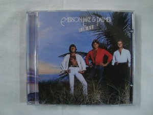 CD Emerson, Lake and Palmer - Love Beach