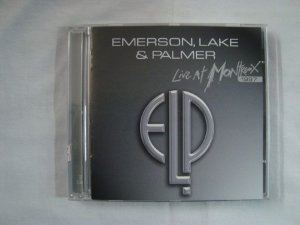 CD Emerson, Lake and Palmer - Live at Montreux - 1997