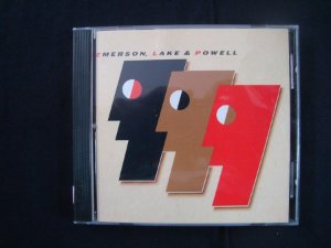 CD Emerson, Lake and Powell - Importado