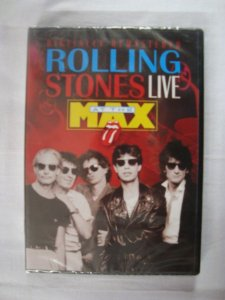 DVD The Rolling Stones - Live at the Max