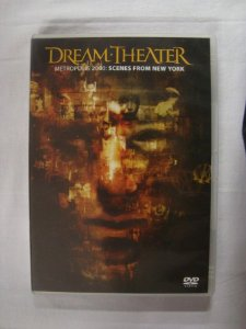 DVD Dream Theater - Metropolis 2000: Scenes from New York