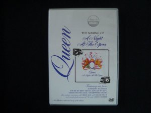 DVD Queen - The Making of a night at the Opera