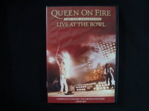 DVD Queen - On Fire - Live at the Bowl