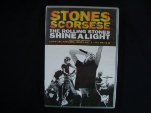 DVD The Rolling Stones - Shine a Light - Feat Scorsese