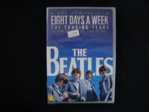 DVD The Beatles - The Touring Years