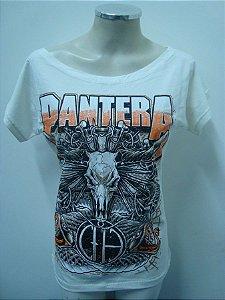 Blusinha gola canoa Pantera - CFH