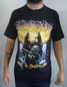 Camiseta Exodus - Blood in Blood Out
