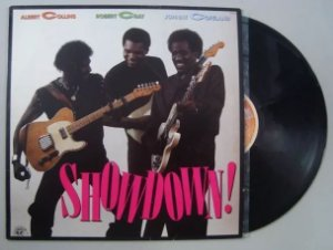 Disco de Vinil - Showdown !