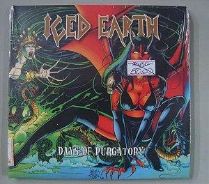 CD Iced Earth - Days of Purgatory - Digipack