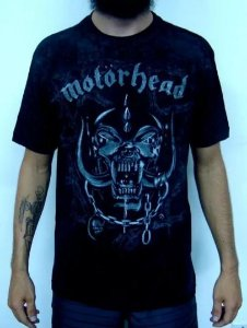 Camiseta Motorhead - England - Especial t-shirt