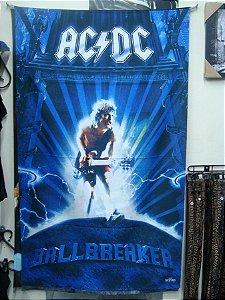 Bandeira AC DC - Ballbreaker