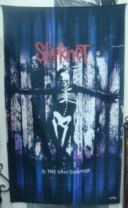 Bandeira Slipknot - The Grey Chapter