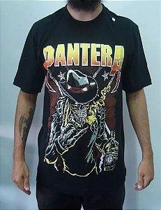 Camiseta Pantera - Cowboy