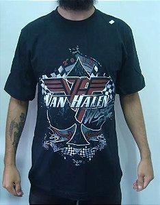 Camiseta Van Halen - 2012
