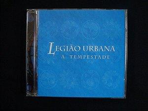 CD Legião Urbana - A tempestade