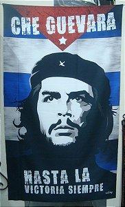 Bandeira Che Guevara - Hasta La Victoria Siempre