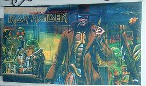 Bandeira Iron Maiden - Stranger in a Strange Land