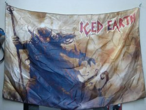Bandeira Iced Earth