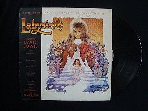 Disco de Vinil - Labyrinth - David Bowie