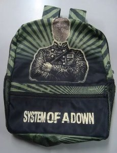 Mochila Escolar - System of a Down
