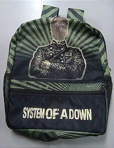 Mochila Escolar - System of a Down