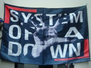 Bandeira System of a Down
