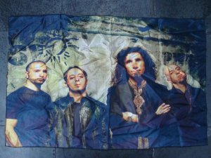Bandeira System of a Down - SOAD