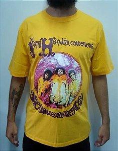 Camiseta Jimi Hendrix - Experienced